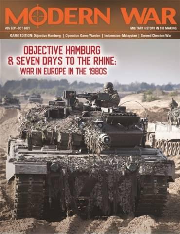 Modern War 55 Objective...