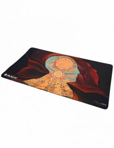 Up - Playmat - Mystical Archive -approach Of The Second Sun