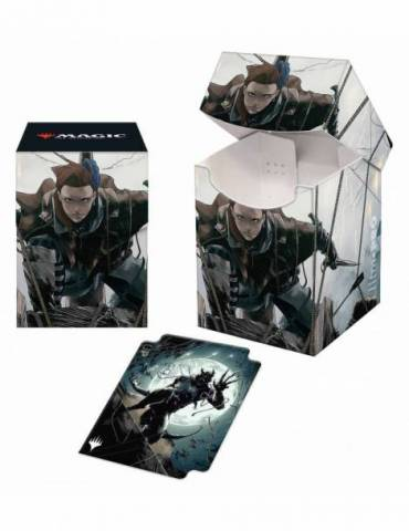 """Ultra Pro - """"set"""" Deck Box - Innistrad Midnight Hunt V2"""