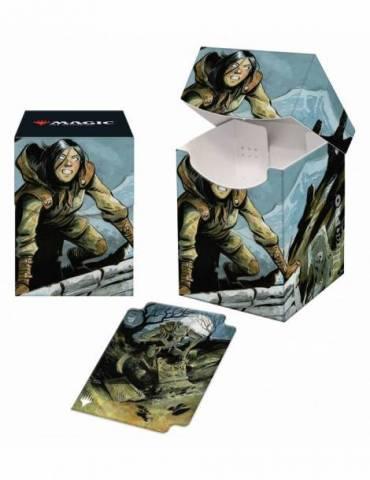 """Ultra Pro - """"set"""" Deck Box - Innistrad Midnight Hunt V3"""