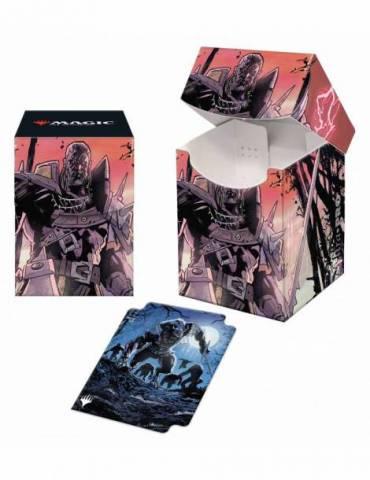 """Ultra Pro - """"set"""" Deck Box - Innistrad Midnight Hunt V5"""