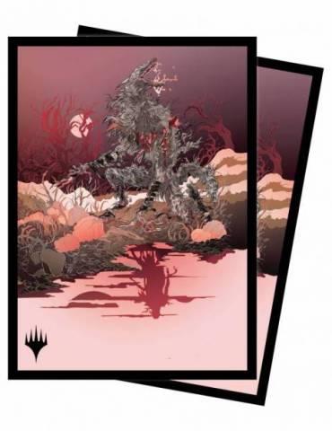 """Ultra Pro - """"set"""" Sleeves - Innistrad Midnight Hunt X"""