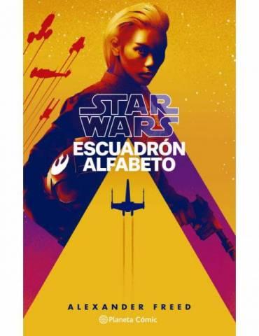 Star Wars Escuadrón Alfabeto Nº01/03 (Novela)