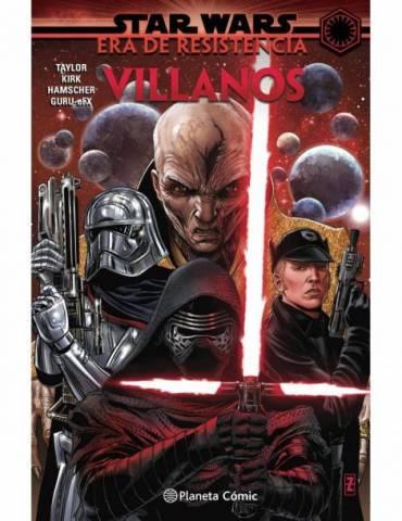 Star Wars Era De La Resistencia Villanos