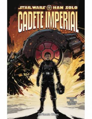 Star Wars Solo Imperial Cadet