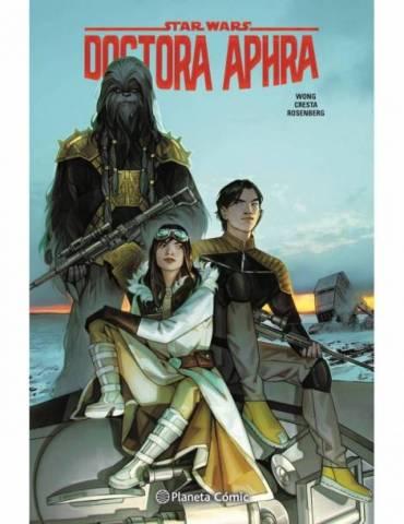 Star Wars Doctora Aprha: Fortuna Y Destino