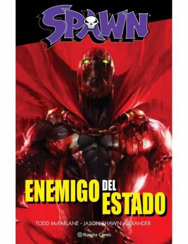 Spawn Enemigo Del Estado