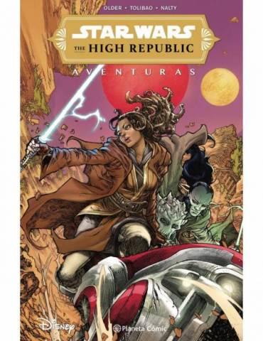 Star Wars High Republic Aventuras Tomo Nº01