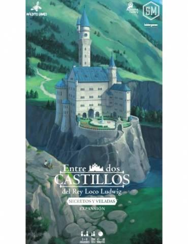 Secretos y Veladas - Expansión Para Entre Dos Castillos del Rey Loco Ludwig