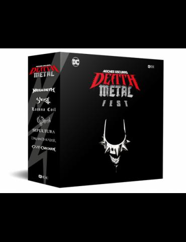 Noches oscuras: Death Metal (Edición especial coleccionistas)