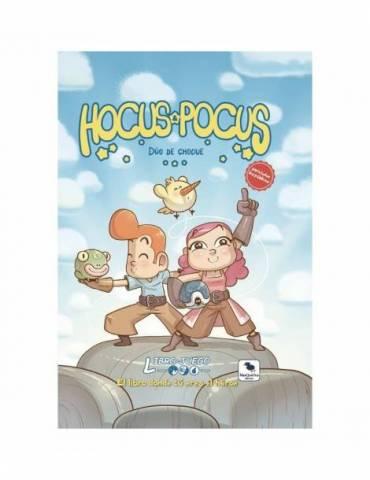 Libro Juego 20 Hocus & Pocus 2 Dúo De Choque