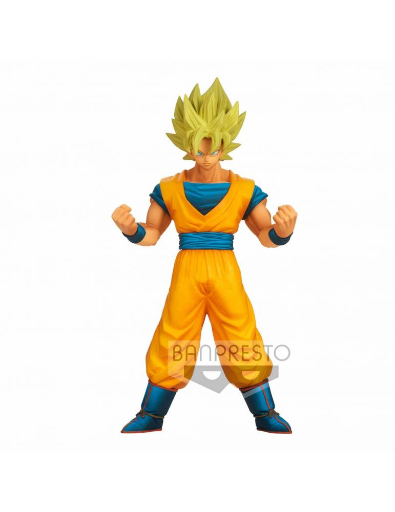 Figura Dragon Ball Z Burning Fighters Son Goku 16 cm