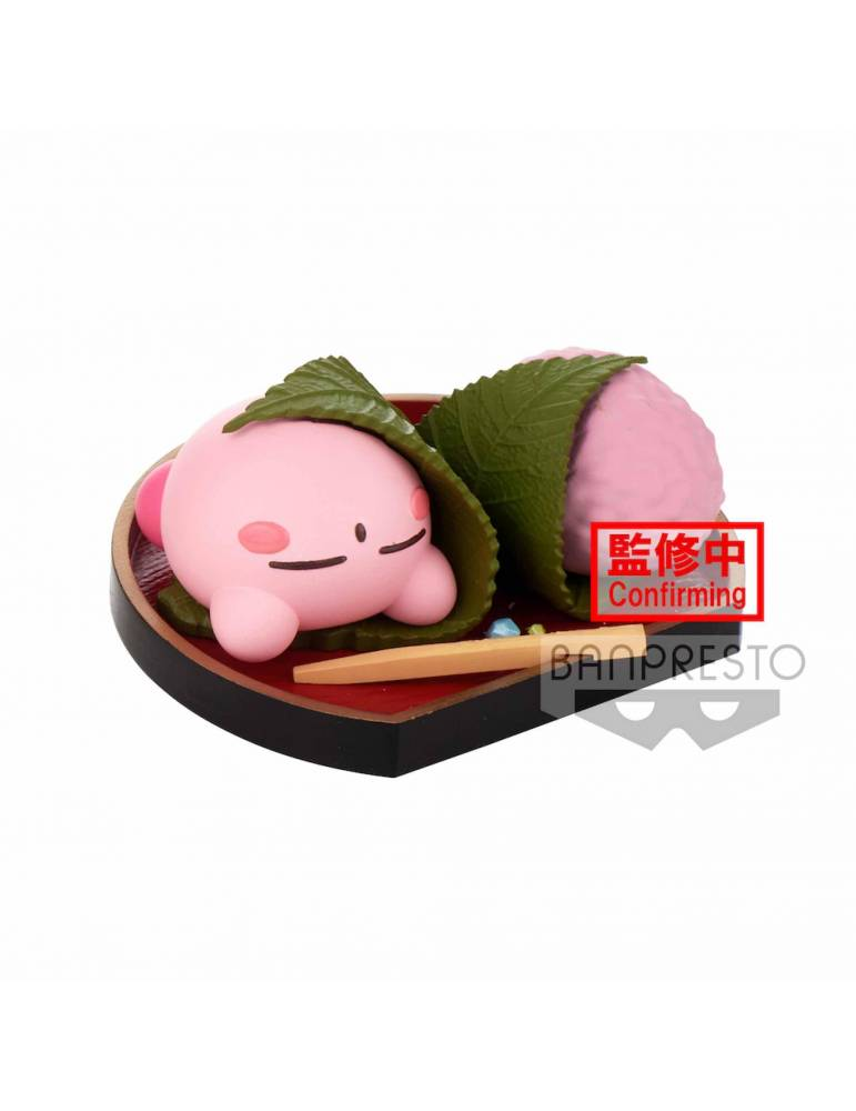 Figura Kirby Paldolce Collection Kirby Ver C Fig 5 cm