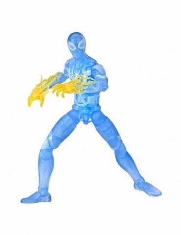 Miles Morales Invisible Figura 15 Cm Marvel Legends Gamer Verse F02095l0