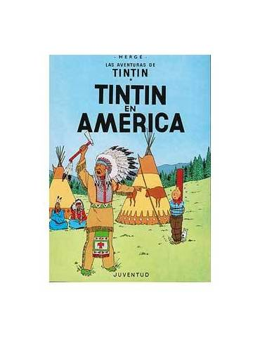 Tintin 03. Tintin En America