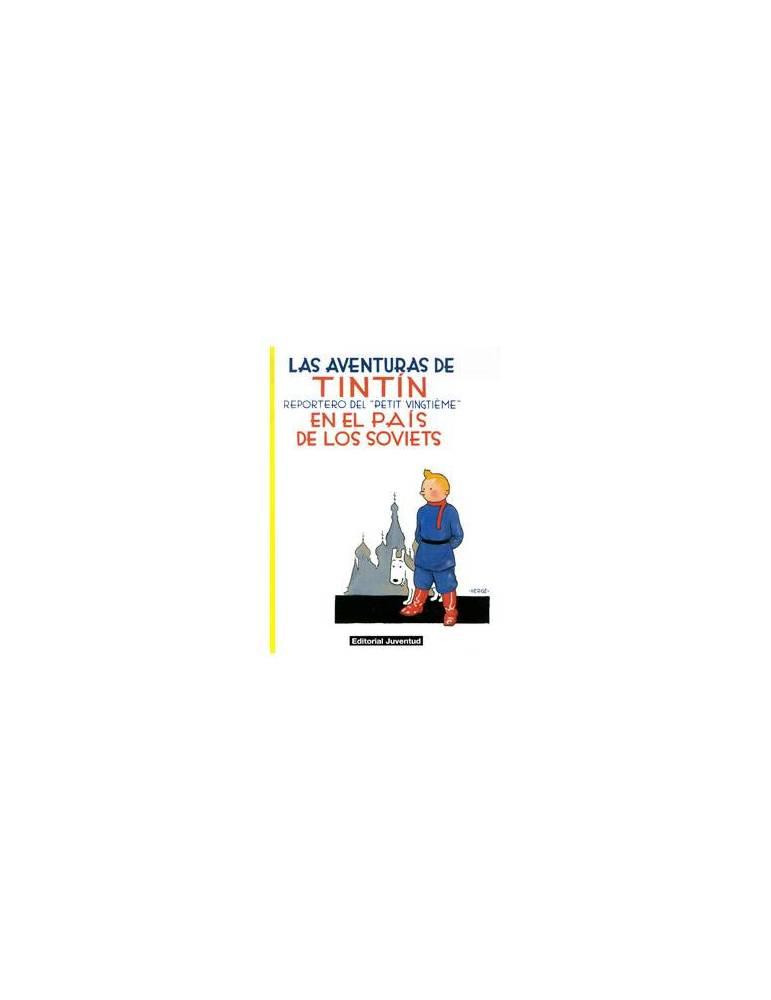 Tintin 01. Tintin En El Pais De Los Soviets (nuevo Formato)