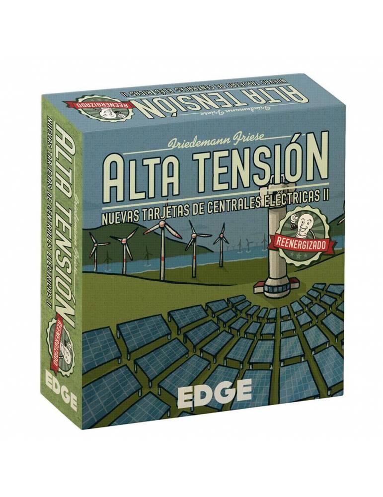 Alta Tensión: Las Nuevas Centrales Eléctricas