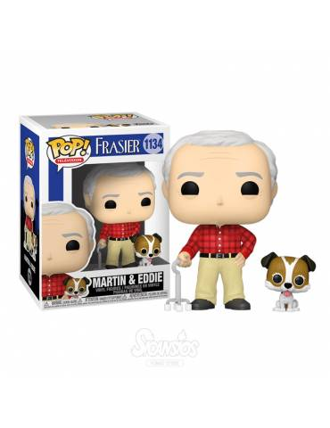 Figura POP Frasier: Martin...