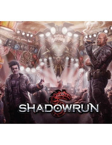 Shadowrun 5th Edition: GM...