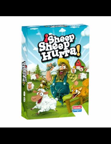 ¡Sheep Sheep Hurra!