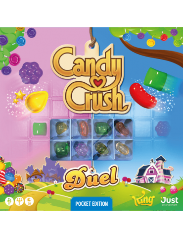 Candy Crush DUEL: Pocket...