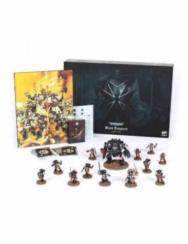 Black Templars Army Set (Inglés)