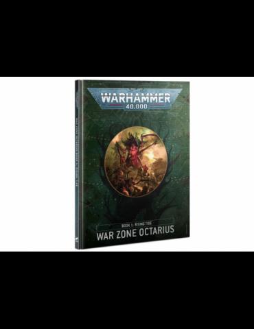 War Zone Octarius – Book 1: Rising Tide (Inglés