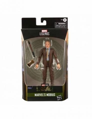 Figura Marvel Legends Loki...