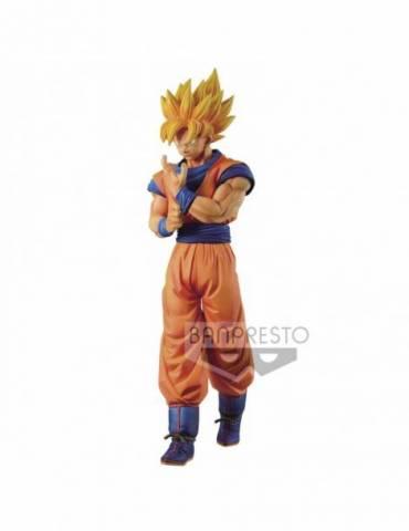 Figura Dragon Ball Z Solid Edge Works Vol. 1 Super Saiyan Son Goku Ver. B 23 cm