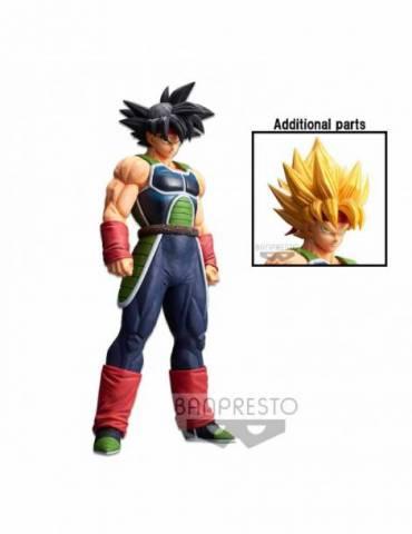 Figura Dragon Ball Z Grandista Nero Resolution Of Soldiers Bardock 28 cm