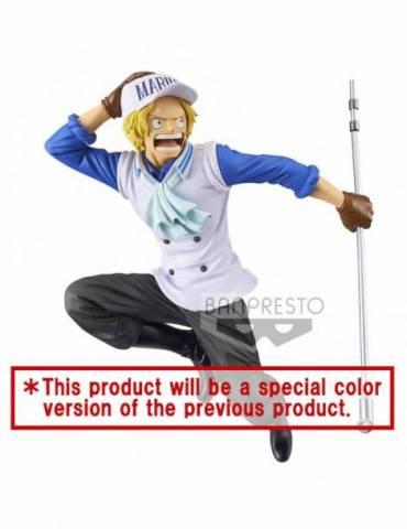 Figura One Piece Magazine A Piece Of Dream1 Sabo Ver. Special Color 13 cm