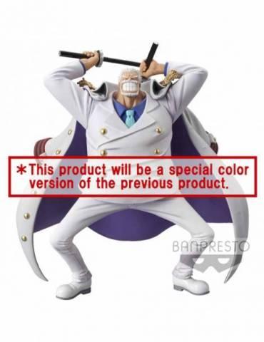 Figura One Piece Magazine A Piece Of Dream1 Monkey D. Garp Ver. Special Color 16 cm