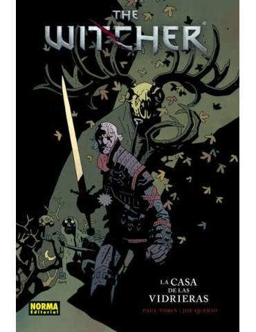 The Witcher 1. La Casa de las Vidrieras