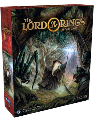 The Lord of the Rings: The Card Game Revised Core Set (Inglés)