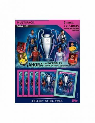 UCL Cromos 2021-2022 Multipack