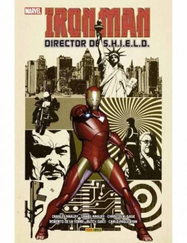 Iron Man: Director De S.h.i.e.l.d. Omnibus