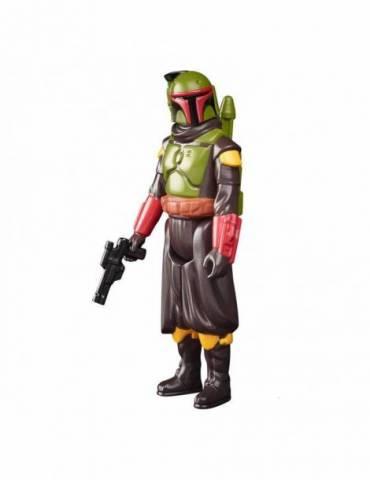 Figura Star Wars The Mandalorian Retro Collection 2022 Boba Fett (morak) 10 cm
