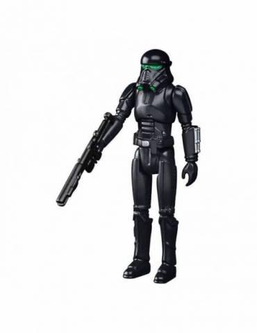 Figura Star Wars The Mandalorian Retro Collection 2022 Imperial Death Trooper 10 cm
