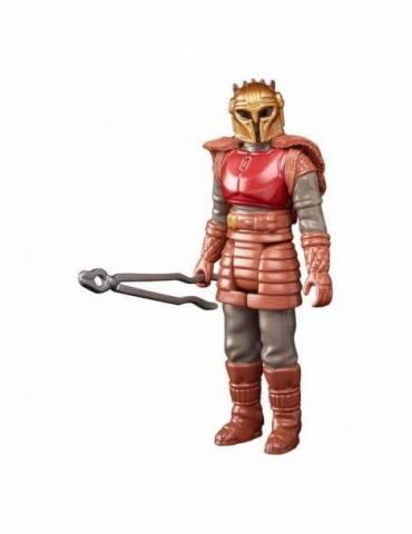 Figura Star Wars The Mandalorian Retro Collection 2022 The Armorer 10 cm