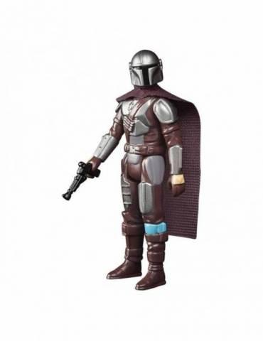 Figura Star Wars The Mandalorian Retro Collection 2022 The Mandalorian (beskar) 10 cm