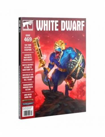 White Dwarf 469 (Inglés)