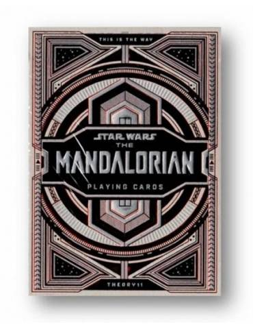 Bicycle Standard Playing Cards Star Wars The Mandalorian (1)