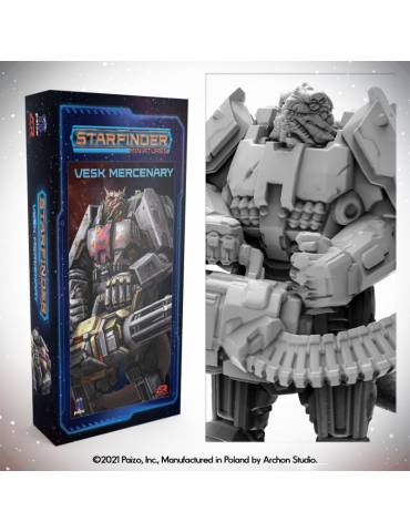 Starfinder Vesk Mercenary