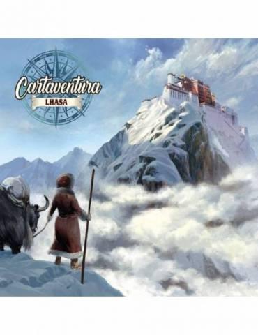 Cartaventura: Lhasa
