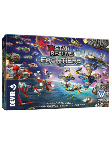Star Realms: Frontiers...