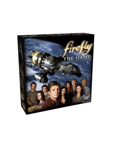 Firefly: The Game (Inglés)
