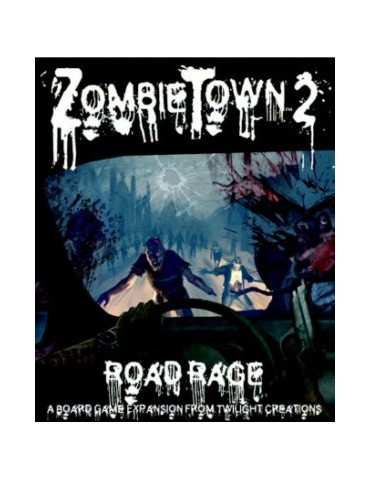 Zombie Town 2: Road Rage