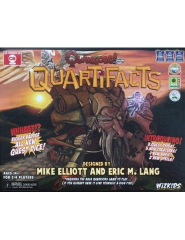 Quarriors! - Quartifacts...
