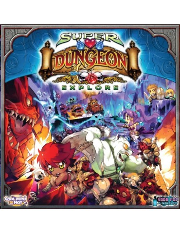 Super Dungeon Explore (Inglés)