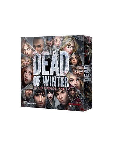 Dead of Winter (Inglés)